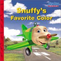 Snuffy's Favorite Color