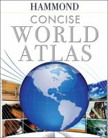 Hammond Concise World Atlas