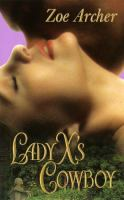Lady X's Cowboy