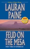Feud On The Mesa : A Western Trio