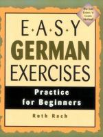 Easy German Exercises
