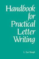 Handbook for Practical Letter Writing