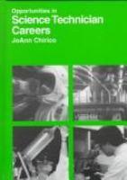 Opportunities In Science Technician Careers