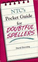 NTC's Pocket Guide For Doubtful Spellers