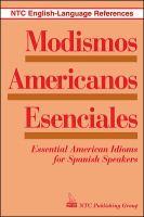 Modismos Americanos Esenciales