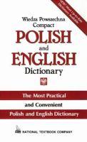 Wiedza Powszechna Compact Polish and English Dictionary