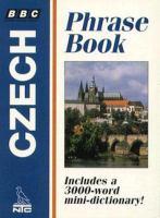 Czech Phrase Book