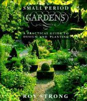 Small Period Gardens