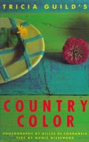 Tricia Guild's Country Color