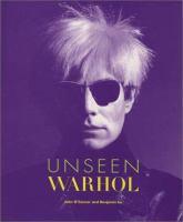 Unseen Warhol