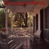 Pleasures of the Porch