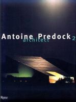 Antoine Predock, Architect 2