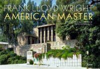 Frank Lloyd Wright - Weintraub, Alan