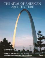 The Atlas of American Architecture