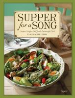 Supper for A Song