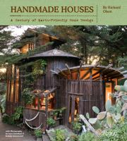 Handmade Houses book cover