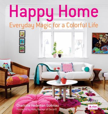Happy Home book cover