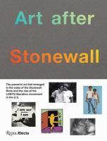 Art after Stonewall : 1969-1989