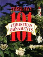 Vanessa-Ann's 101 Christmas Ornaments