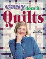 Easy Does It Quilts