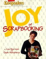 Joy of Scrapbooking