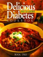 Delicious Ways to Control Diabetes Cookbook