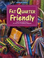 Fat Quarter Friendly