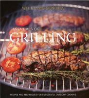 Williams-Sonoma Essentials of Grilling