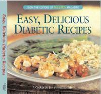 Easy, Delicious Diabetic Recipes