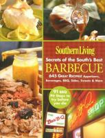 Southern Living Secrets of the South's Best Barbecue