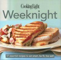 Cooking Light Weeknight