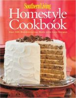 Homestyle Cookbook