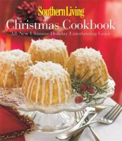 Southern Living Christmas Cookbook