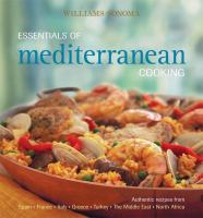 Essentials of Mediterranean Cooking