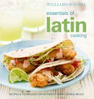 Essentials of Latin Cooking