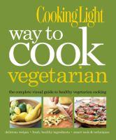 Way to Cook Vegetarian