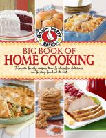 Big Book of Home Cooking