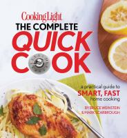 The Complete Quick Cook