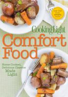 Cooking Light Comfort Food