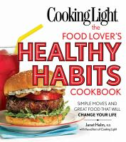 Image: The Food Lover's Healthy Habits Cookbook