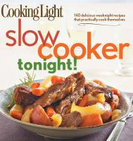 Slow Cooker Tonight!