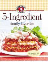 5-ingredient Family Favorites