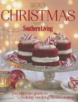 2013 Christmas With Southern Living