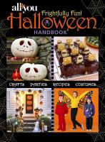 All You Frightfully Fun Halloween Handbook