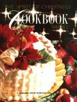 The Spirit of Christmas Cookbook