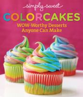 Simply Sweet Colorcakes
