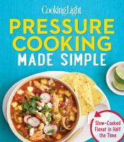 Pressure Cooking Made Simple