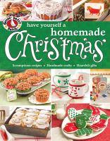 Have Yourself A Homemade Christmas