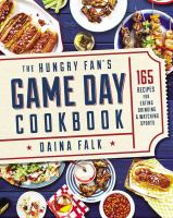 The Hungry Fan Game Day Cookbook