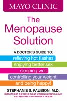 The Menopause Solution